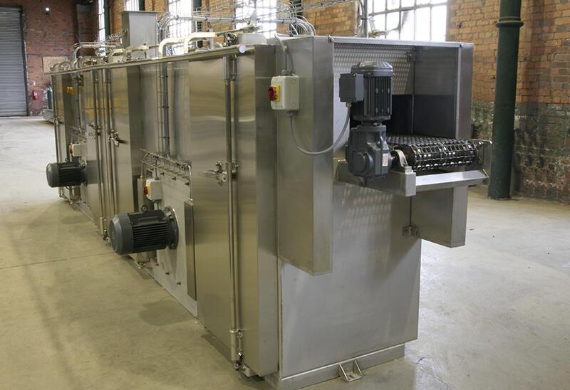 Tek-Dry Systems Stainless Steel Commercial Drying Equipment