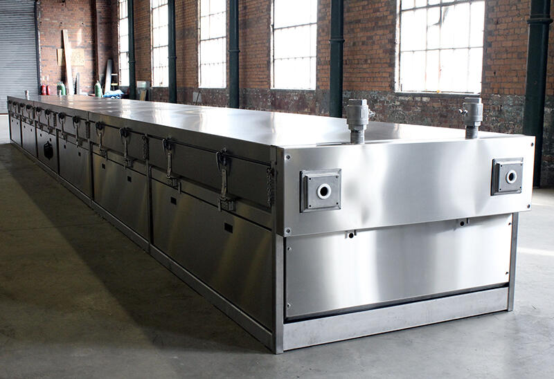 Tek-Dry Systems ROLS Chamber Drying Equipment