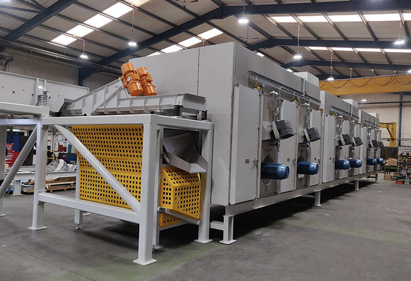 Tek-Dry Systems Industrial Leather Fibre Dryer