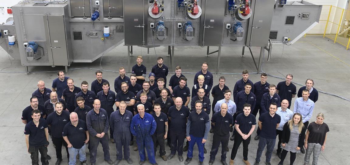 Tek-Dry Systems Meet The Team