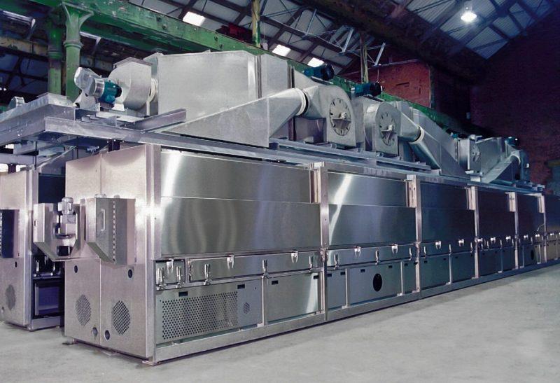 Tek-Dry Systems Collagen Casing Dryer Equipment
