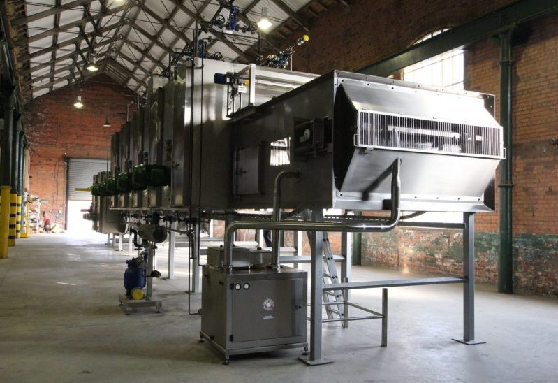 Tek-Dry Systems Stainless Steel Food Dryer