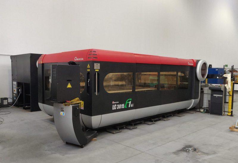 Tek-Dry Systems Amada Laser