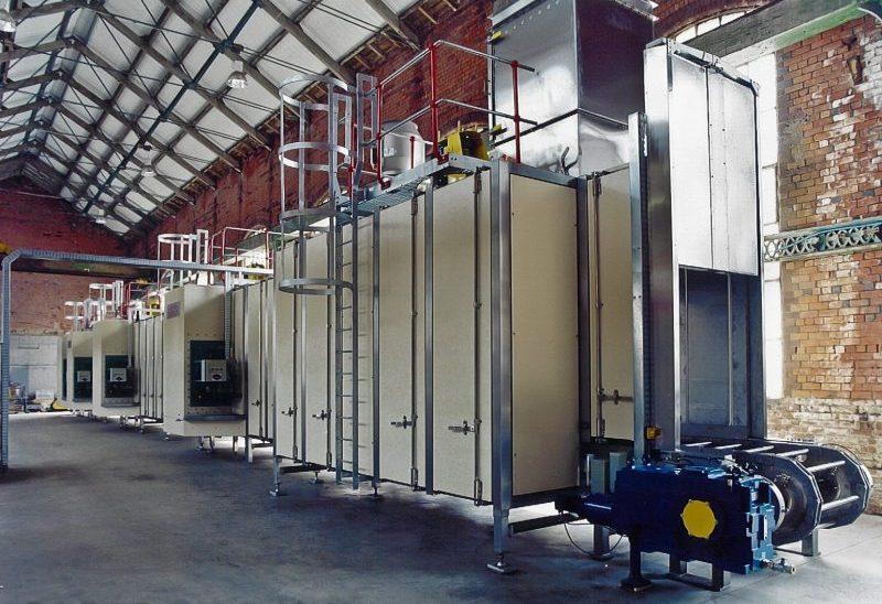 Tek-Dry Systems Industrial Pet Food Dryer