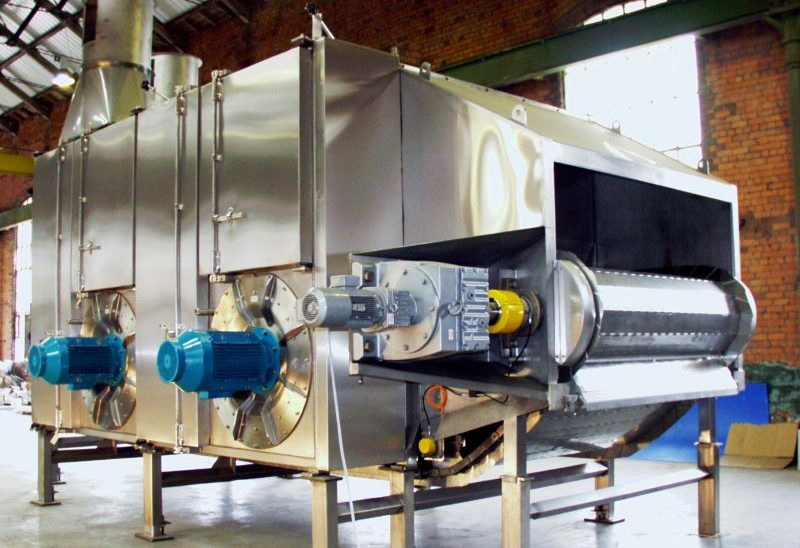 Tek-Dry Systems Slivers & Nubbins Food Dryer